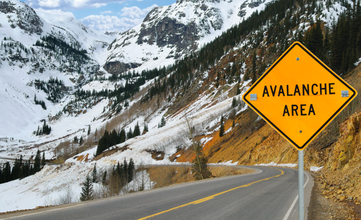 Unofficial News: Teton Pass Commuters Now Required To Carry Avalanche Beacons